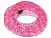 Tube flexible lumineux à leds 9M rose