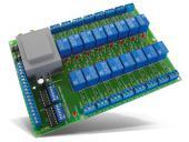 Carte relais 16 canaux