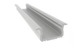 Profilé aluminium à encastrer 9.3 x 16mm 2m