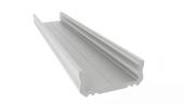 Profilé aluminium 6.3 x 16mm 2m