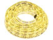 Tube flexible lumineux à leds 9M jaune