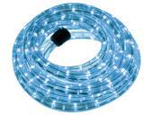 Tube flexible lumineux à leds 9M bleu