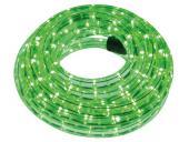 Tube flexible lumineux à leds 9M vert