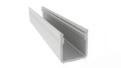 Profilé aluminium 18 x 17mm 2m