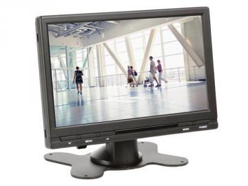 "Moniteur 7"" LCD 16:9 / 4:3"