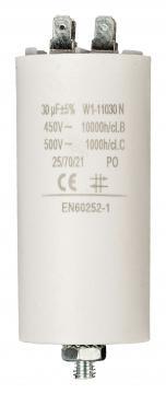 Condensateur de démarrage 30µF 450V