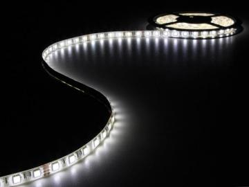 Flexible LED 60 leds/m 24Vcc 14.4W/m IP20 / Blanc jour 4500°K
