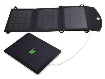 Chargeur solaire 10.5W SOL23