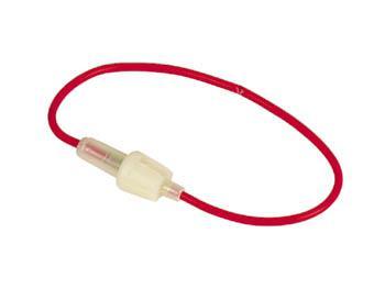 Porte fusible sur câble 5 x 20mm
