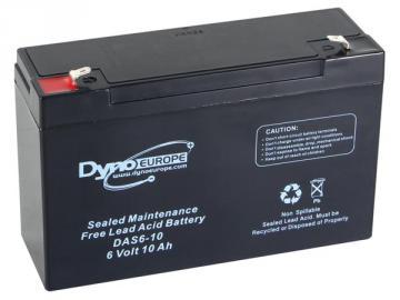 Batterie Acide-Plomb 6V 10Ah