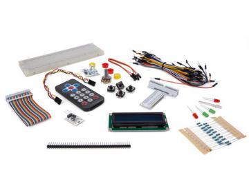 Kit de composants électronique pour RASPBERRY