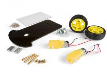 Kit robotique chassis moteur 2 roues