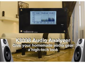 Analyseur audio