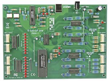 Interface USB version étendue
