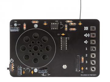Radio FM à commande numérique