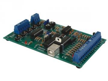 Carte interface USB d'expérimentation