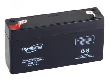 Batterie Acide-Plomb 6V 1.3Ah
