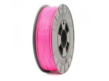 Bobine de PLA 1.75mm 750g pour imprimante 3D / Rose
