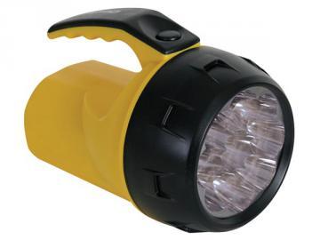Piles Efl07 Torche Led R6 Lampe Puissante 9 Leds 4x BdroCxeW
