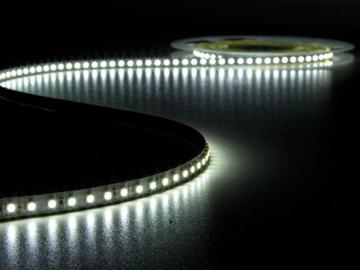 Flexible LED 120 leds/m 24Vcc 9.6W/m / Blanc froid 6500°K