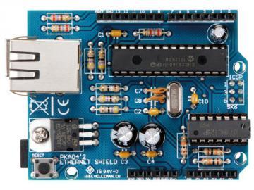 Shield Ethernet