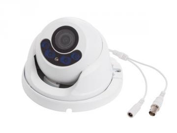 Caméra HD CCTV - HD-TVI - extérieur dôme - IR - lentille varifocale motorisée 1080P