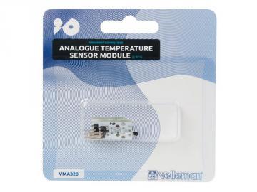 Module capteur de température analogique compatible ARDUINO 2 pièces
