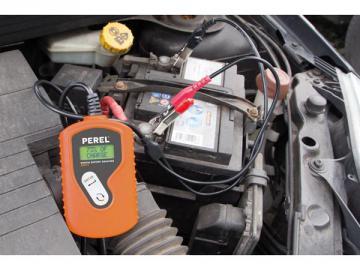 Analyseur numérique de batteries 12V