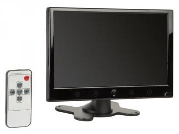 "Moniteur LCD 9"" HDMI / VGA"