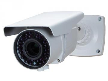 Caméra HD CCTV HD-TVI extérieur cylindrique lentille varifocale IR 1080P