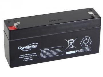 Batterie Acide-Plomb 6V 3.2Ah