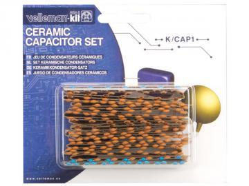 Jeu de condensateurs céramique