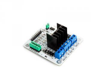 Module double contrôleur moteur pas à pas compatible ARDUINO