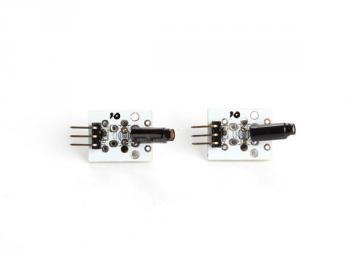 Capteur de vibration / choc compatible ARDUINO 2 pièces
