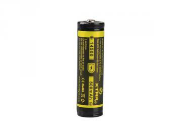 Batterie Lithium-Ion 14500 3.7V 800mAh