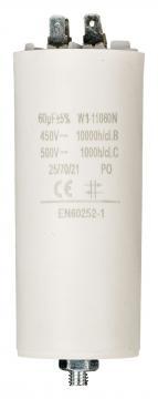 Condensateur de démarrage 60µF 450V