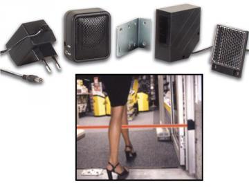 Système mini IR de protection - 7 m
