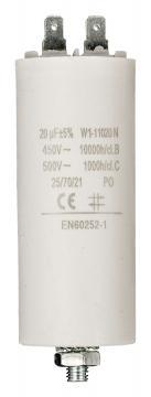 Condensateur de démarrage 20µF 450V