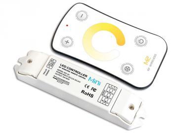 Variateur LED chaud / froid télécommande RF 2.4GHz