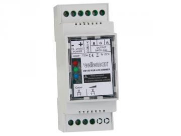 Variateur LED RVB pour rail din