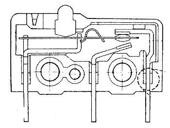Microrupteur 5A