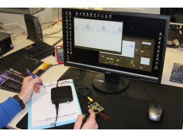 Oscilloscope PC + générateur de signaux