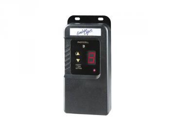 Garden Lights détecteur crépusculaire avec minuterie 12V