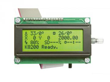 Contrôleur autonome pour imprimante 3D K8200