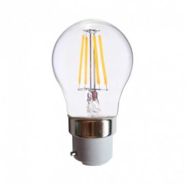 Ampoule LED 2W B22 230V blanc chaud