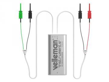 Oscilloscope miniature à 2 canaux pour PC USB