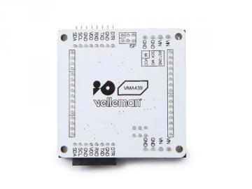 Carte à matrice LED RVB ATmega328