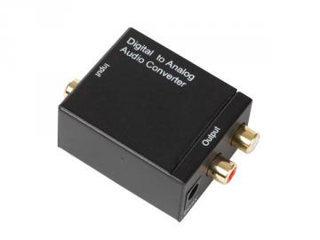 Convertisseur audio numérique vers analogique