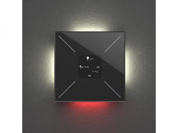 Module de commande Edge lit avec écran OLED 32 fonctions