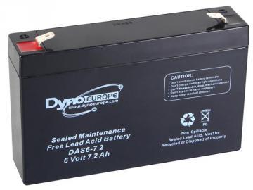 Batterie Acide-Plomb 6V 7.2Ah